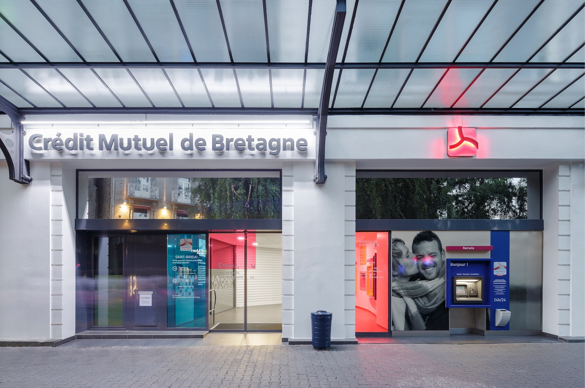 Crédit Mutuel à Saint-Brieuc